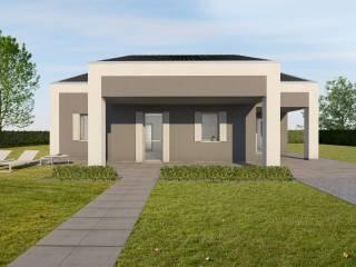 Photo - Detached house 180 sq.m., new, Sant'Angelo di Piove di Sacco