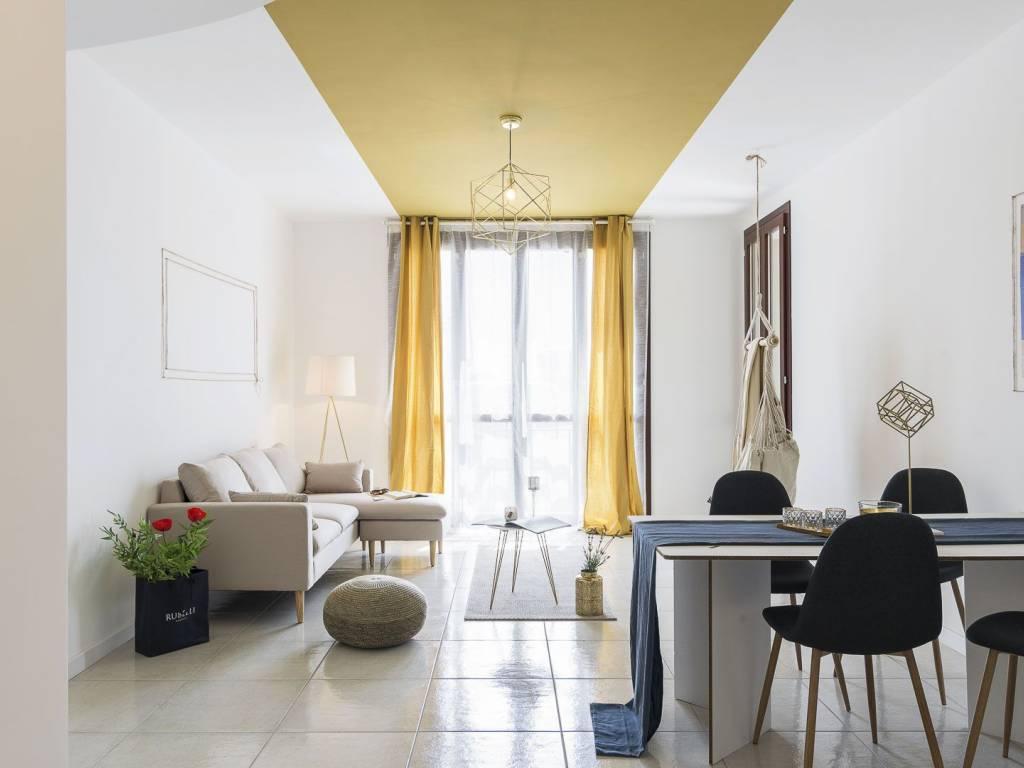 foto  3-room flat via Pitagora, Pozzuolo Martesana