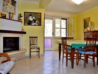 Foto - Vierzimmerwohnung via della Pescheria 2, Borgo Cerreto, Cerreto di Spoleto