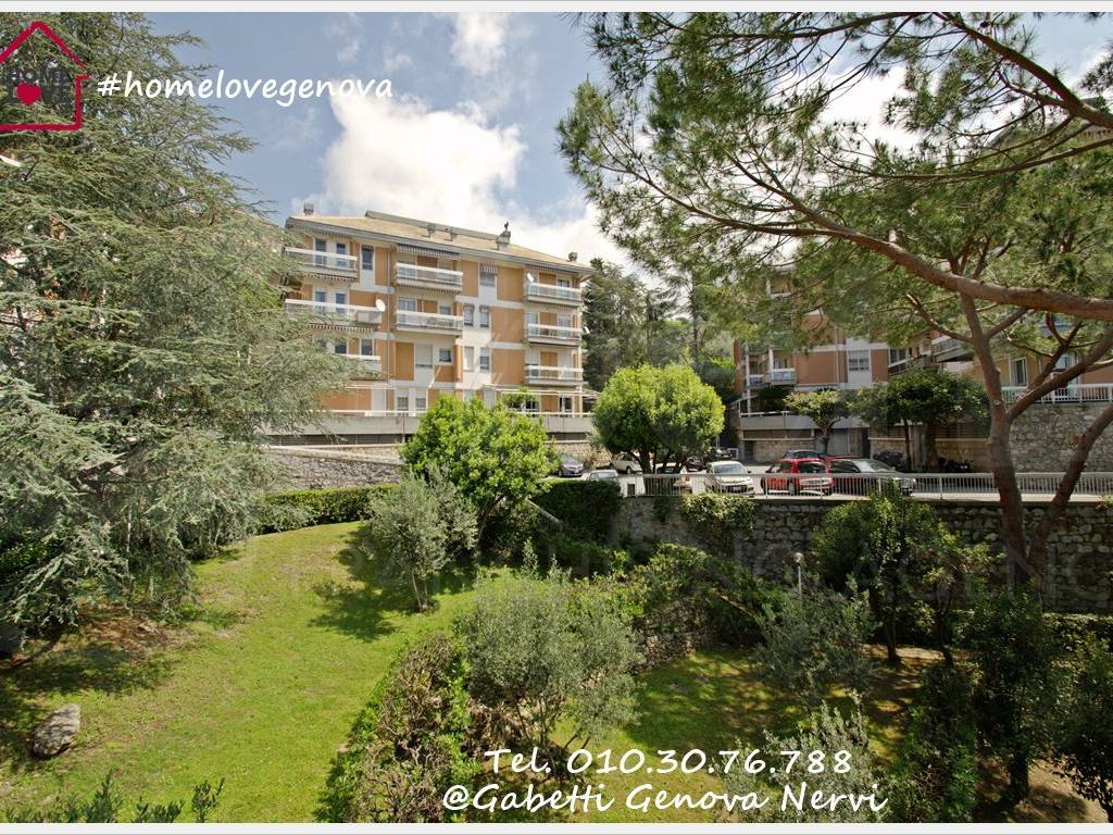 foto contesto Apartment via Alessandro Varaldo, Genova