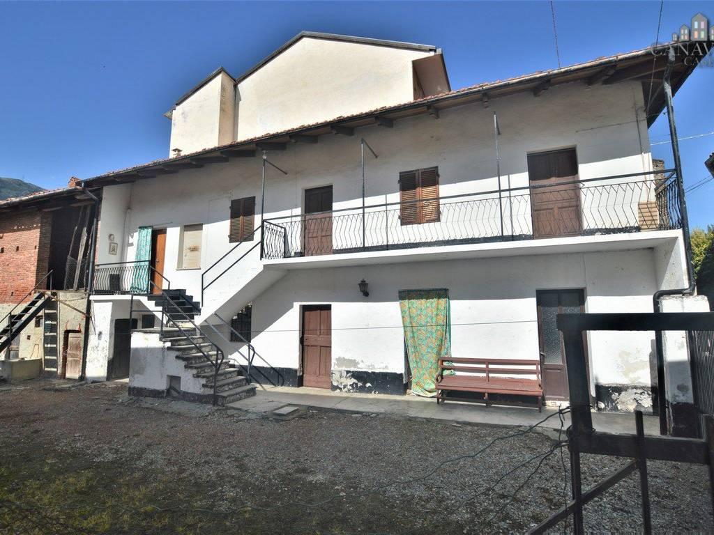 foto facciata Detached house via Adolfo Ghella 38, Colleretto Castelnuovo