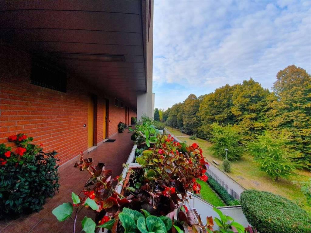 foto ESPOSIZIONE 4-room flat via Jannozzi, 22, San Donato Milanese