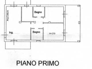 Photo - 4-room flat excellent condition, first floor, Rosciano, Fano