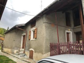 Photo - Cabin, to be refurbished, 450 sq.m., Soucheres Basses, Pragelato