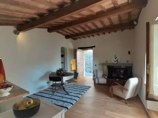 Foto - Zweizimmerwohnung via del Castello, Pissignano Allo, Campello sul Clitunno