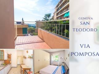 Photo - 2-room flat via Pomposa, San Teodoro, Genova