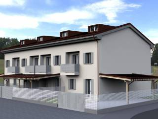 Photo - Terraced house via Don Lorenzo Milani 63, Vallonga, Arzergrande