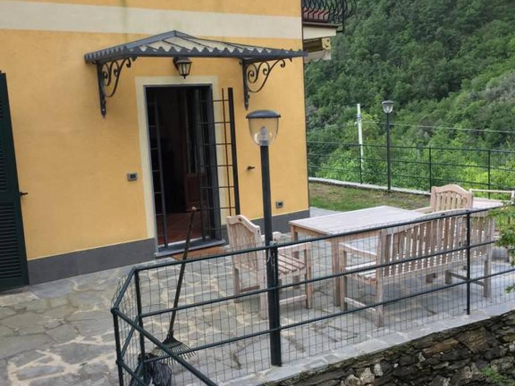 foto  Single family villa via dei Torchi, Avegno