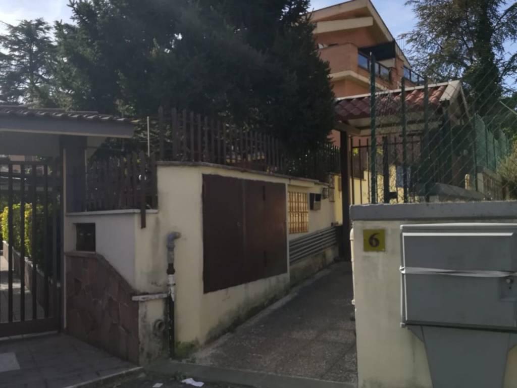 foto entrata 2-room flat via Don Giovanni Minzoni 6, Fonte Nuova
