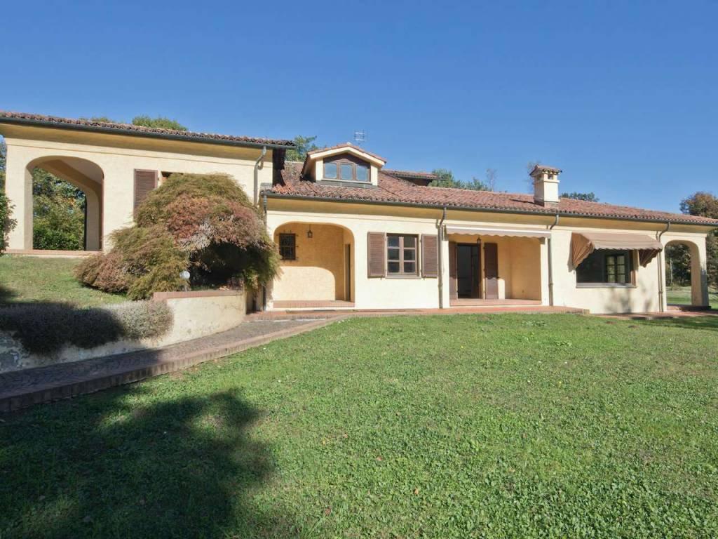 foto  Single family villa via ROTTA COLLERIA  2, Fiano