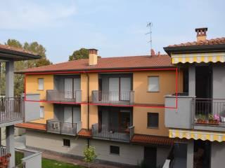 Foto - Attico via Nuova, Moncucco, Vernate
