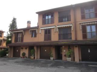 Photo - Terraced house via Sant'Antonio Abate, Vizzolo Predabissi