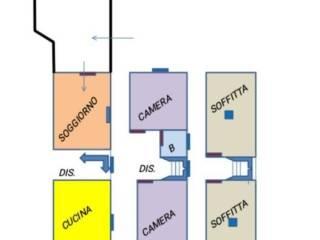Photo - Detached house 120 sq.m., good condition, Molino dei Torti