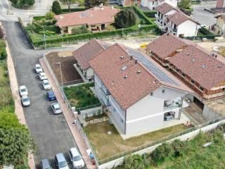 Foto - Villa a schiera via Borgarello, Cambiano