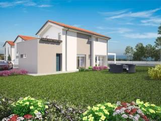 Foto - Villa unifamiliare, nuova, 139 mq, Falzè Di Piave, Sernaglia della Battaglia