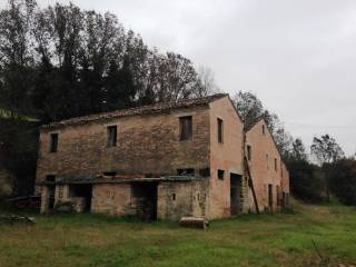 Photo - Detached house 380 sq.m., to be refurbished, Magliano di Tenna