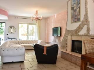 Foto - Villa bifamiliare via A  L  Antinori, Corropoli