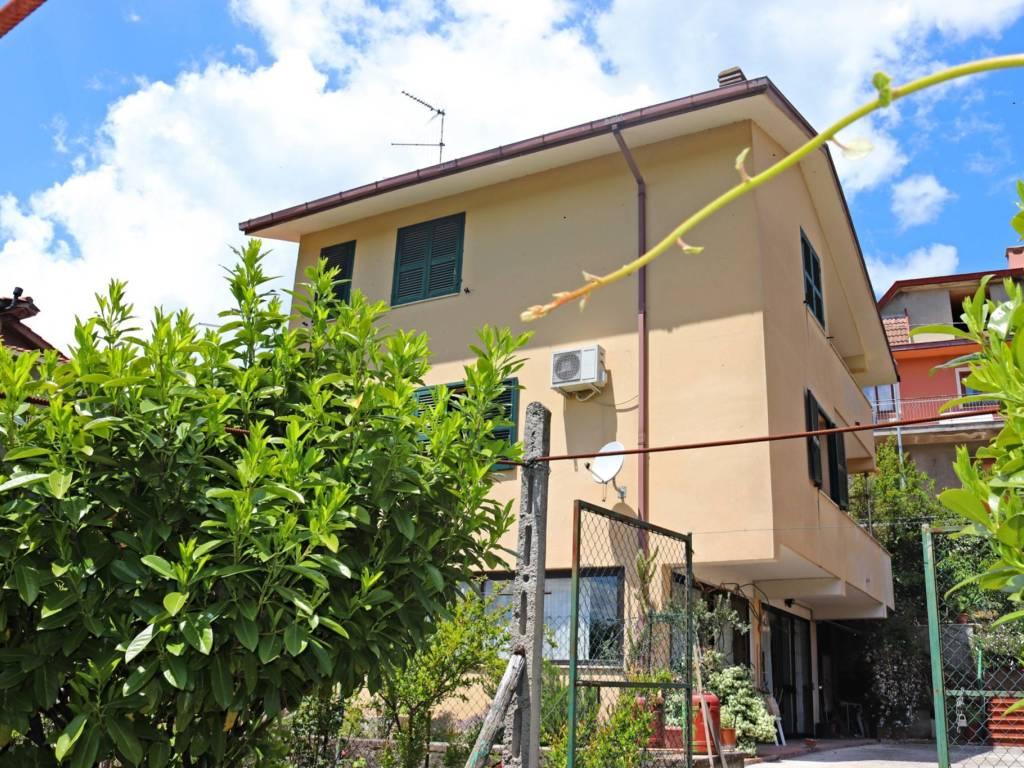 foto PROSPETTO Single family villa via San Marciano 10, Sora