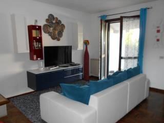 Photo - Terraced house 4 rooms, good condition, Monte Cremasco