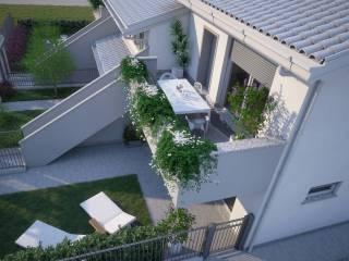 Photo - Penthouse Fratelli Manzotti, Vaprio d'Adda