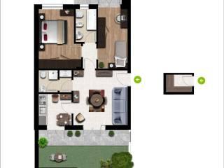 Photo - 3-room flat via Caduti di Nassiriya 59G, Parabiago
