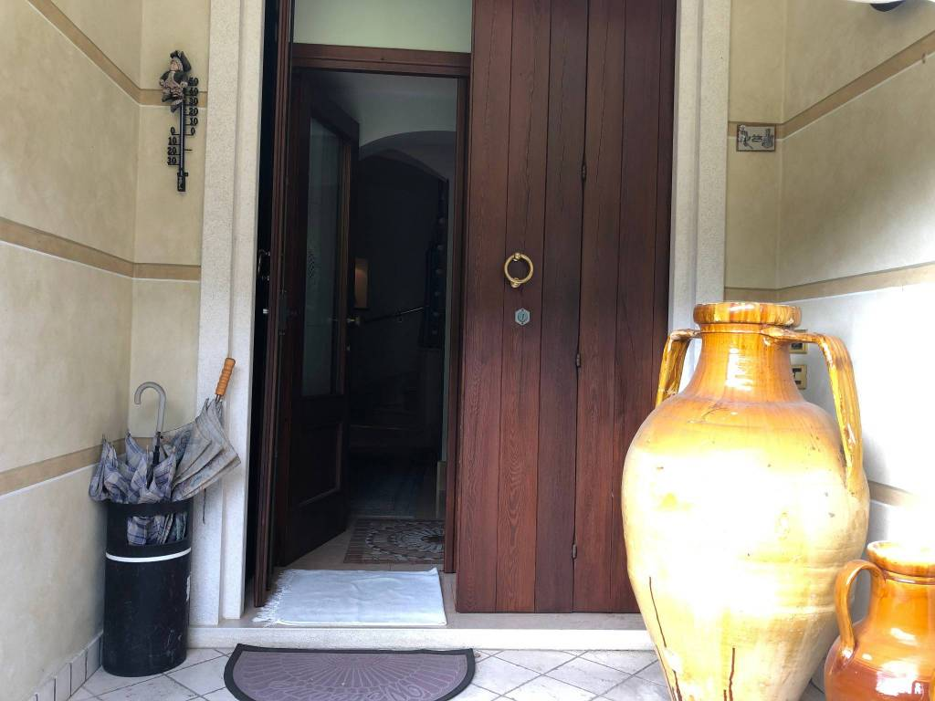 foto ingresso Single family villa via Montello, Asolo