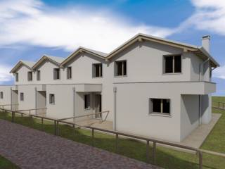 Foto - Appartamento nuovo, su piu' livelli, Carbonera