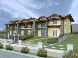Photo - Single family villa, new, 180 sq.m., Piasco