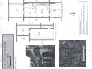Photo - Terraced house 5 rooms, new, Treviglio