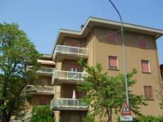 Foto - Trilocale buono stato, terzo piano, Corte Brugnatella