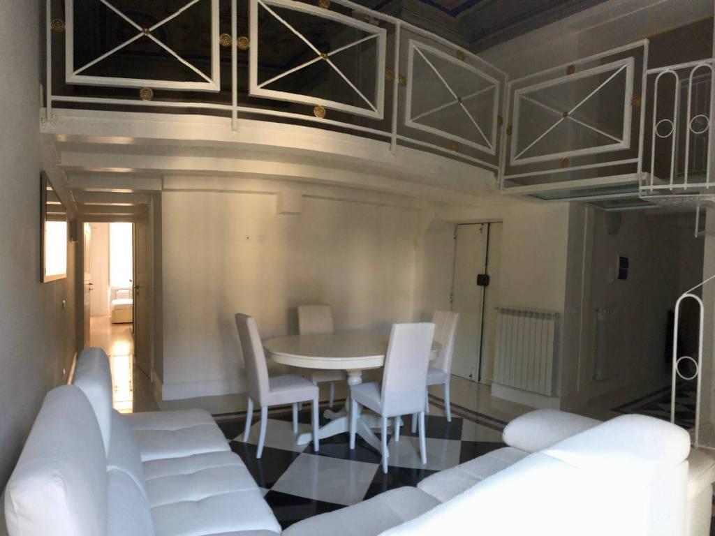 foto salotto Quadrilocale via Sant'Egidio, Firenze