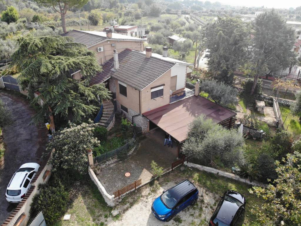 foto  Single family villa via Morelongo, Sant'Angelo Romano