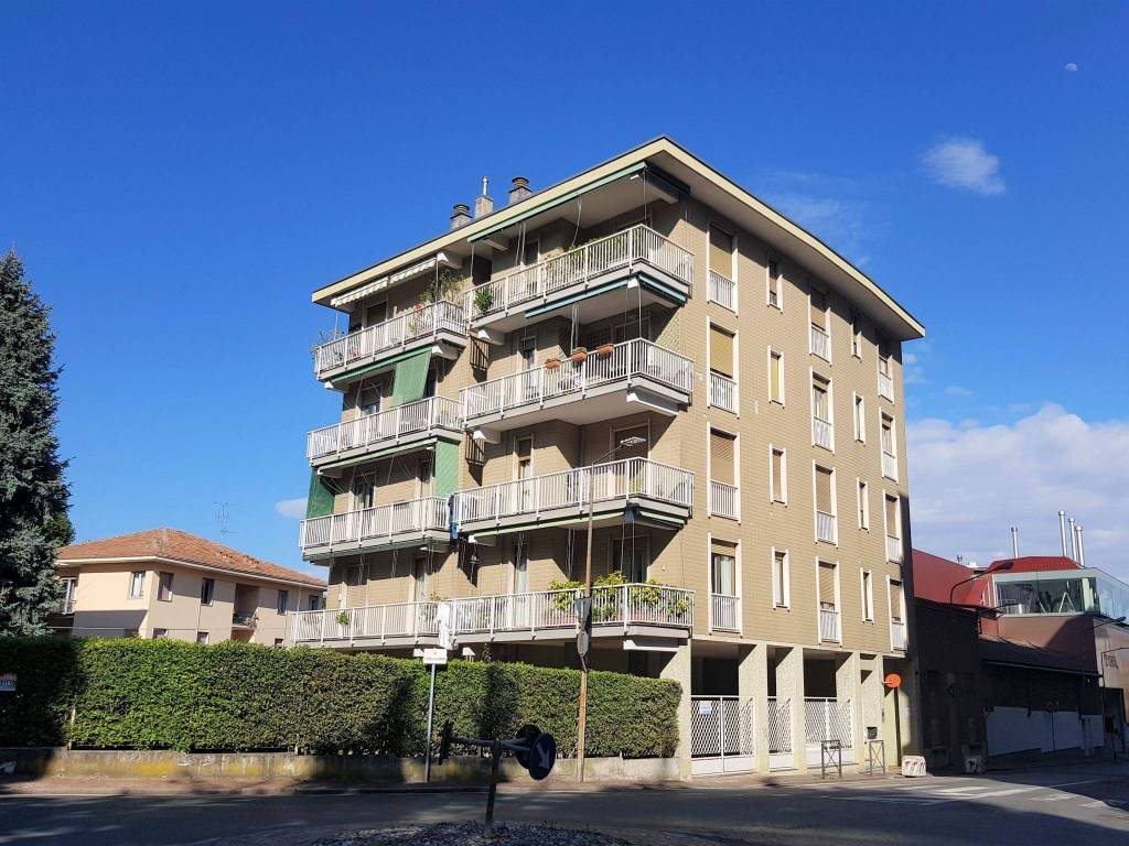 foto esterno Bilocale via Ramella Germanin, Biella