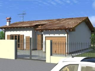 Foto - Villa unifamiliare, nuova, 140 mq, Romanengo