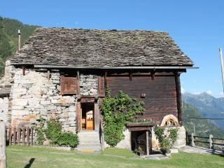 Foto - Casa isolada via Baceno Goglio, Premia