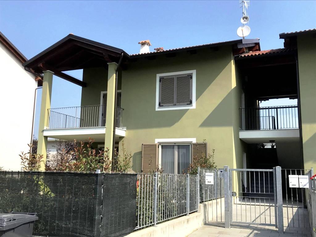 foto 1 4-room flat via Cavallaria, Strambino