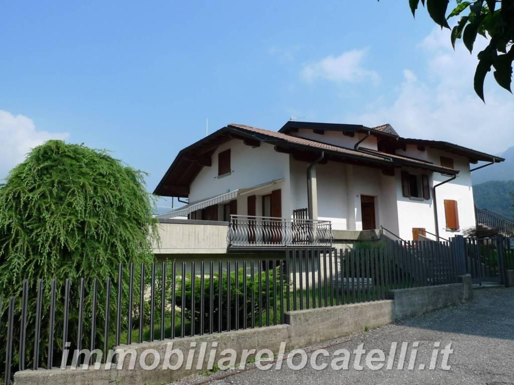 foto esterno Single family villa via Magron, Val Brembilla