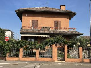 Foto - Villa bifamiliare via Fratelli Cervi, Novate Milanese