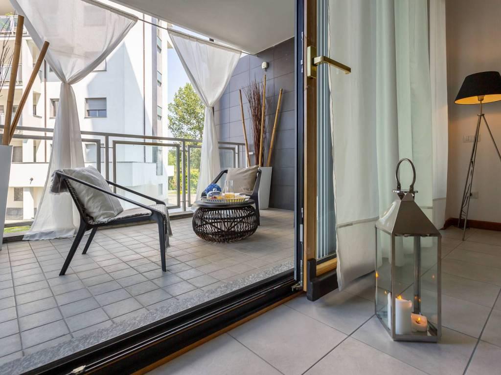 Arredo Bagno Segrate vendita appartamento segrate. quadrilocale in via cristoforo