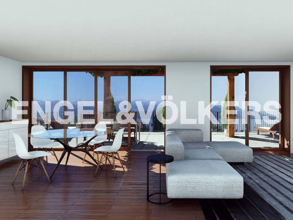 foto living Villa unifamiliare via Panoramica 8, Baveno