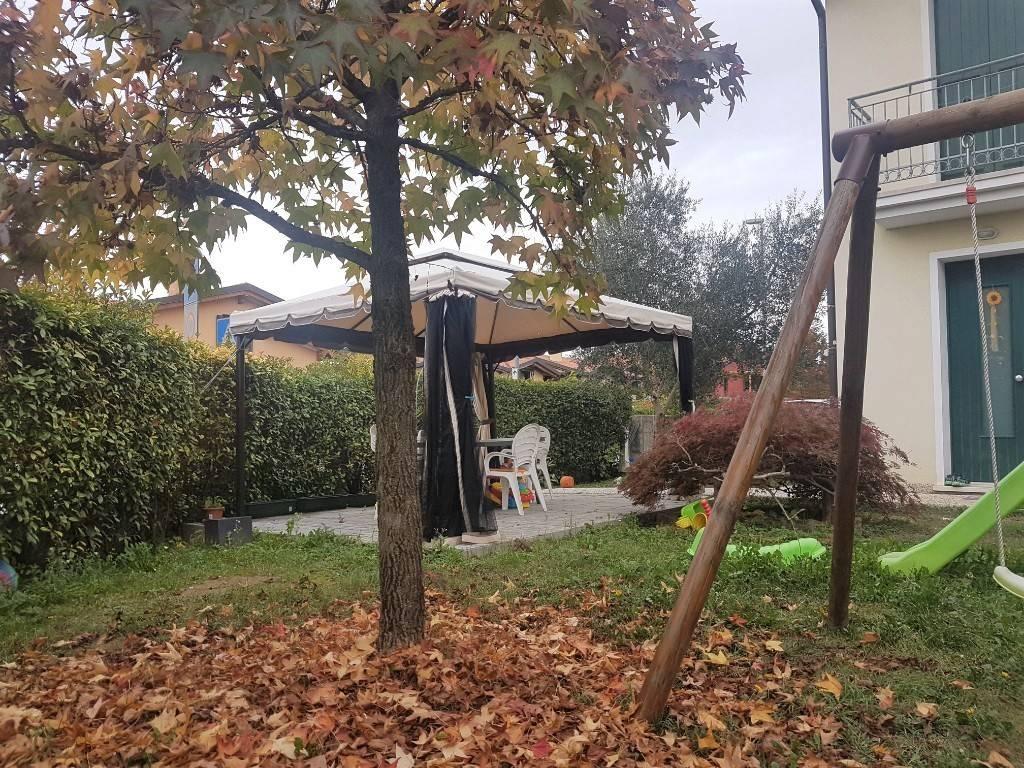 foto Giardino Appartamento via Don Angelo Gianni, Fossalta di Piave