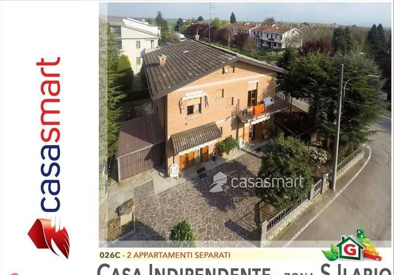 foto  Detached house via Niccolò Paganini 1, Sant'Ilario d'Enza