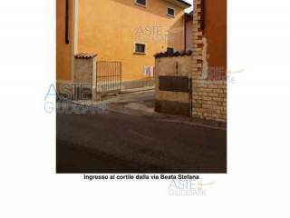 Foto - Appartamento all'asta via Beata Stefana 30, Quinzano d'Oglio