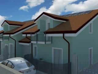Photo - Single family villa, new, 132 sq.m., Candiolo