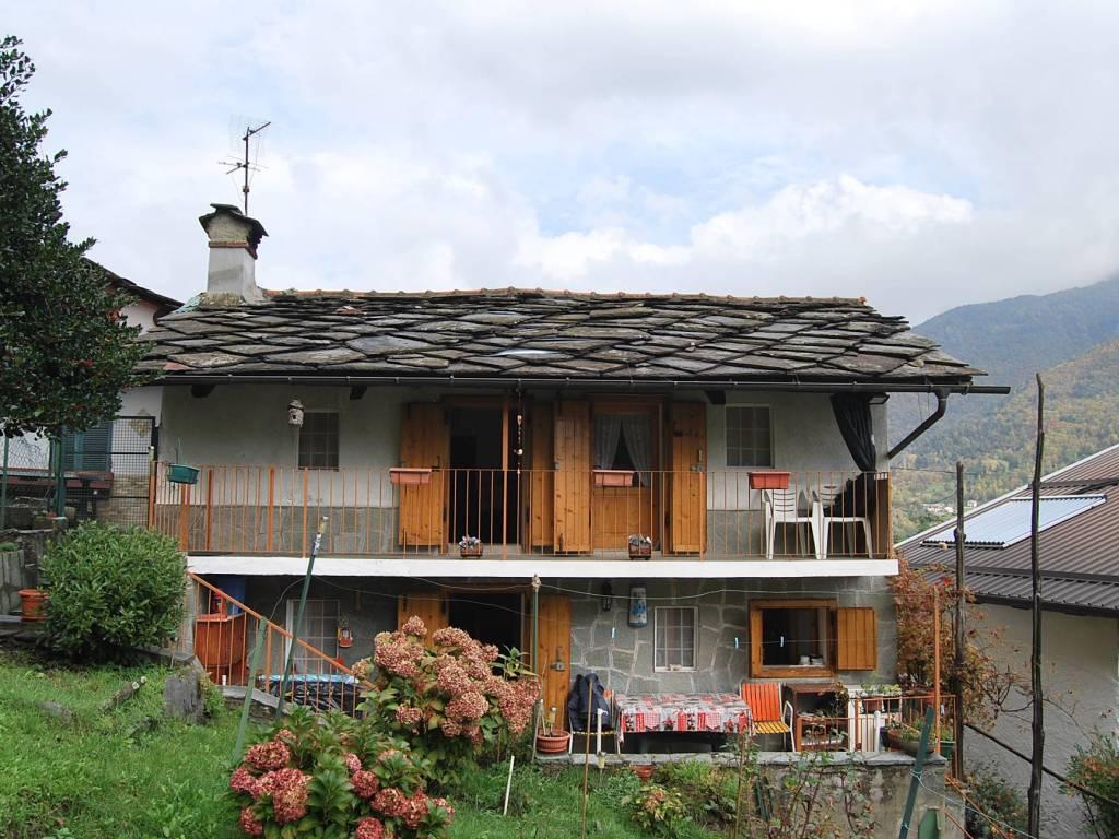 foto  Detached house Borgata Faiola, Inverso Pinasca