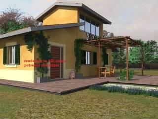 Foto - Villa unifamiliare, nuova, 70 mq, San Lorenzo Nuovo