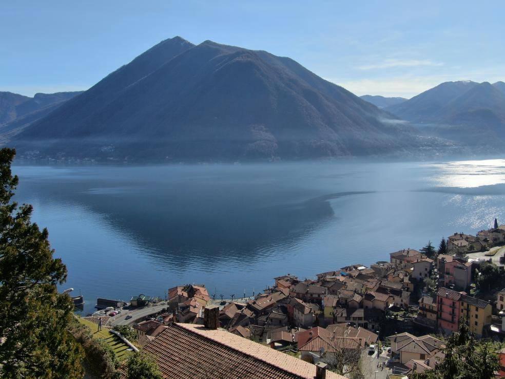 foto vista Односемейная вилла via Vall'Intelvi, Argegno