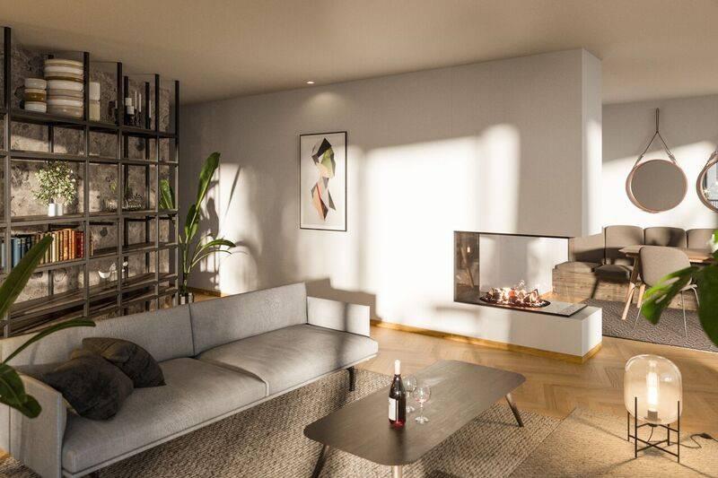 foto  3-room flat new, mezzanine, Merano