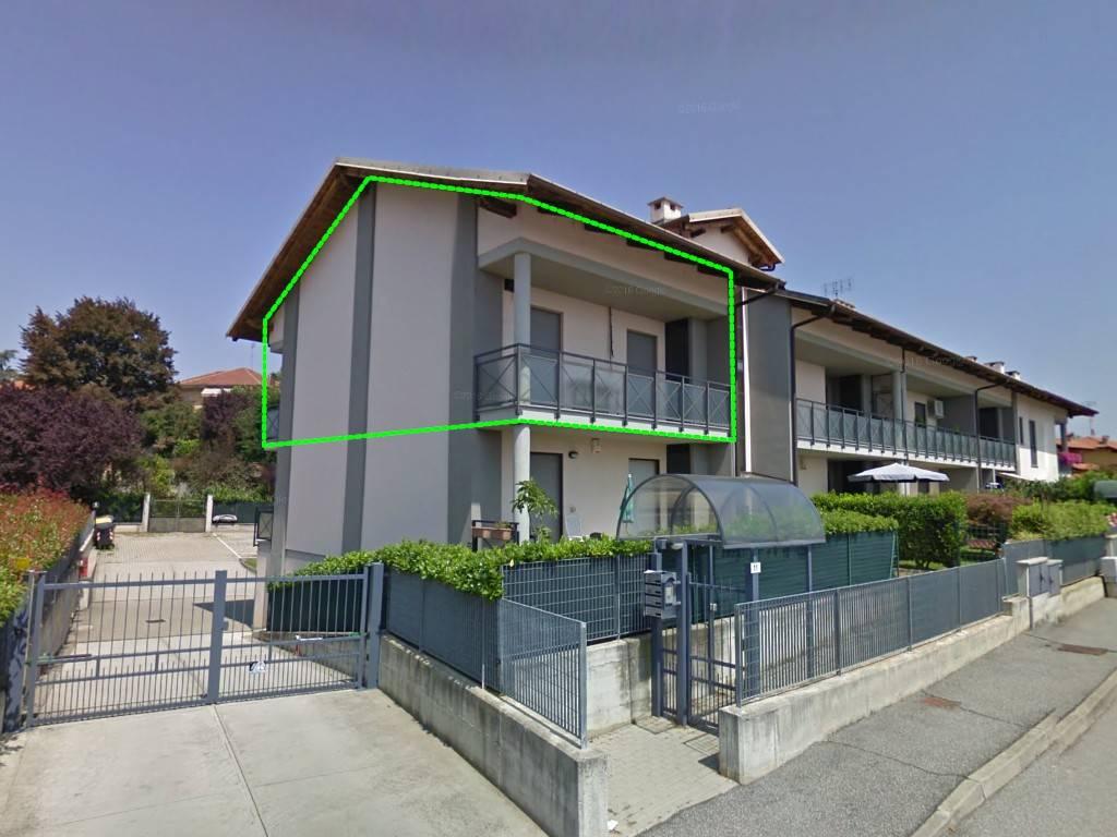 foto esterno Appartamento traversa Mazzini 11, Torrazza Piemonte