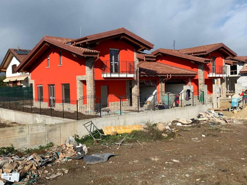 foto  Villa bifamiliare via Trana, Sangano